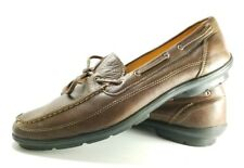 Sandro Casual Loafer Men's Sz 11D Brown Leather (sb13/ep)