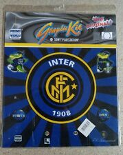 "Cover skin ""Inter"" per playstation 1"