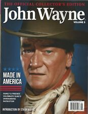 The Official Collector's Edition John Wayne Volume 5 Made in America NM