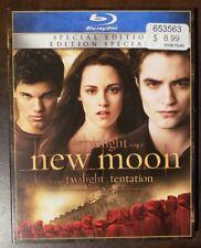 The Twilight Saga New Moon Bluray