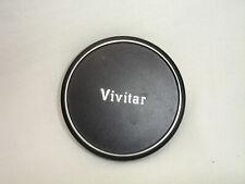 VIVITAR metal front lens cap SLIP ON 67mm size filter #019