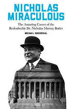 Nicholas Miraculous by Micheal Rosenthal; 9780231174213