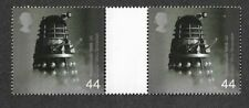 The Daleks-Dr.Who 1999 2 stamps pair mnh Great Britain Official issue