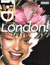 I-D #259 October 2005 GEMMA WARD Naomi Campbell CLAUDIA MERIKULA Pete Doherty