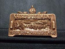 Pin Kaiser Regiment Haubitze - 3,5 x 4,5 cm