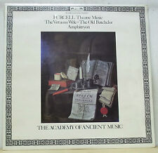 Hogwood PURCELL Theatre Music, Virtuous Wife -  L'Oiseau-Lyre DSLO 550 SEALED