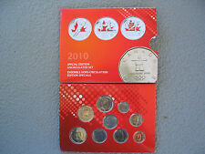 Brand New Special Edition Uncirculated Set - Olympic Moments (2010)