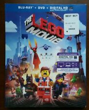 The Lego Movie Bluray Combo Pack Like New!