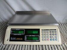 Cas S2000, Price Computing Dual Range Scale
