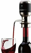 Vinaera world's first electronic wine and spirit aérateur/distributeur 750 ml