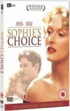 Sophies Choice 25th Anniversary Special Edition UK DVD