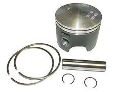 WSM Johnson / Evinrude 90-175 Hp 60 Deg Piston Kit 0434504, 0436243, 5006688