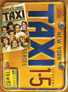 Taxi: The Complete Series (DVD, 2014, 17-Disc Set) USA Same Day Shipping