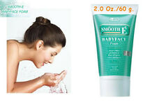 Smooth E Facial face cleaner cream Foam Non-Ionic skin acne care products 60g.