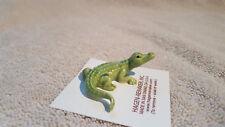 Hagen Renaker Alligator Figurine Miniature Collect Gift New Free Shipping 00852