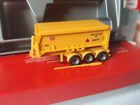 Leonhard WEISS 73037 Göppingen -Trailer + Spezial Kipp Container aus 310345