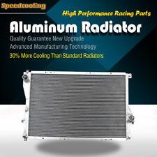 2285 2ROW Aluminum Radiator For BMW 525 528 530 540 545 740 Z8 1999-