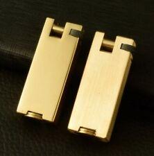 Retro Style Handmade Brass Lighter Cigar Cigarette Lighter Gasoline Lighters