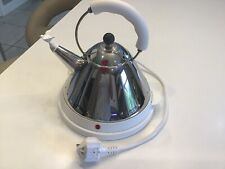 Alessi/ Electric Water Kettle In White