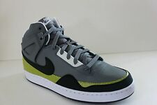 Mens Nike Alphaballer Grey Synthetic Leather Basketball Sneaker Shoe Size 11.5 M