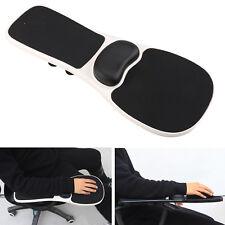 Black Computer Rest Arm Chair Pad Mouse Support Desk Ergonomic Wrist Armrest