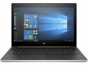"NEW HP ProBook 450 G5 15.6"" HD LCD Celeron 3865U 4GB 512GB SSD NO-WIFI W10H"