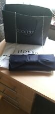Hobbs Grace Clutch Bag Navy Blue RRP£99