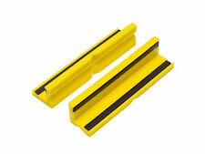 WABECO Kunststoff Schutzbacken 150mm Schonbacken magnetisch Schraubstock 40614