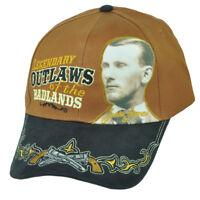 Legendary Outlaws of the Radlands Jesse James Bandit Bank Robber Hat Cap