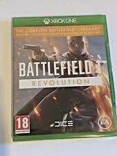 Battlefield 1 REVOLUTION (Microsoft Xbox One) UK GAME NEW SEALED *FREE UK POST*