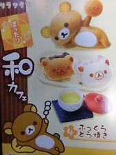 NEW Re-ment Miniature San X Sanrio Rilakkuma Sweets Japanese Cafe No,4