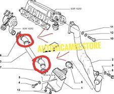 51718041 KIT MANICOTTI INTERCOOLER FIAT STILO 1.9 JTD