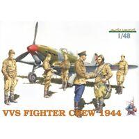 1:48 Eduard Kits Weekend Vvs Fighter Crew 1944 Model Kit - Edk8509 148