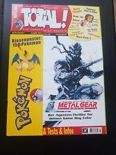 Total! Magazin Jahrgang 2000 Ausgaben zum Auswählen Nintendo