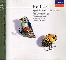 CD album: Hector Berlioz: Symphonie Fantastique. Monteux.dutoit. Decca  . H