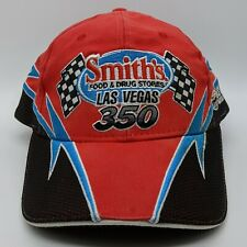 SMITHS 350 2007 Craftsman Truck Series Las Vegas NASCAR Hat Embroidered Cap