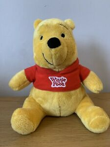 Tomy Disney Winnie The Pooh Teddy Bear Talking Plush Plush Toy.