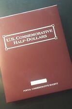U.S. 50c Commem Proof Half Dollars Set Postal Commemorative Society 1982-2008
