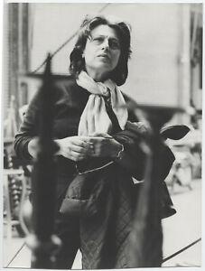 Giancarlo BOTTI: Anna Magnani, Paris, 1960 / PIX-K / VINTAGE / STAMPED
