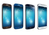 Samsung Galaxy S4 I337 16GB AT&T OR AT&T Unlocked GSM Smartphones ALL COLORS