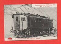 Los Locomotoras Eléctricas Francesas - Locomotora - Prototipo E 3201 (J7639)