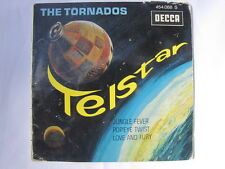 "The Tornados 1962 ""Telstar"" EP Decca Picture Sleeve 45RPM #454 088 S Joe Meek"