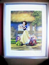Snow White Disney Princess Framed Pictures