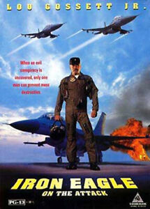 Iron Eagle 4: On the Attack DVD NEW
