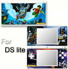Batman VINYL SKIN STICKER COVER for NINTENDO DS LITE #2