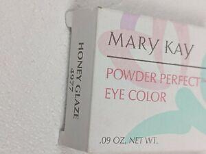 Mary Kay Powder Perfect Eye Color 4977 Honey Glaze