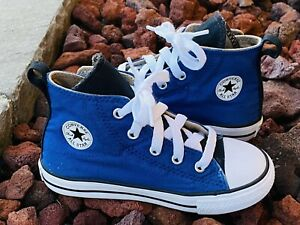 Toddler Boys Converse All Star Hi Top Tennis Shoes Sneakers Size 9