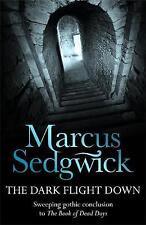 Il VOLO Scura Lungo Da Marcus Sedgwick (libro in brossura) NUOVO LIBRO (zj4)