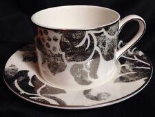 Lenox Silver Applique Cup & Saucer NEW