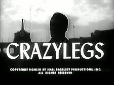 CRAZYLEGS (1953) DVD ELROY 'CRAZYLEGS' HIRSCH, LLOYD NOLAN